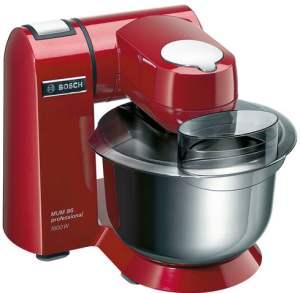 Bosch køkkenmaskine MUM86R1 på tilbud hos WhiteAway